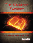 RPG Item: The Crimson Pandect: A Handbook of Eldritch Lore