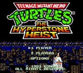 Video Game: Teenage Mutant Ninja Turtles: The Hyperstone Heist