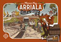 Board Game: Arriala: Canal de Garonne