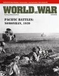 Board Game: Pacific Battles: Nomonhan, 1939