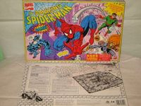Board Game: The Amazing Spider-Man Game
