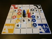 Board Game: Steppin' Stones