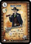 Board Game: Revolver: Brady Logan Promo Card