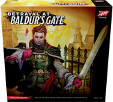 Board Game: Betrayal at Baldur's Gate