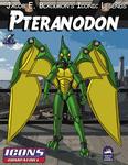 RPG Item: Jacob E. Blackmon's Iconic Legends: Pteranodon