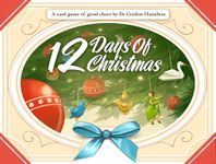 Board Game: 12 Days of Christmas