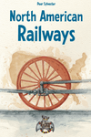 Board Game: North American Railways
