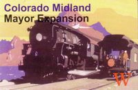 Board Game: Colorado Midland: Mayors