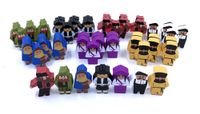 Board Game Accessory: Scythe: Upgraded Worker Meeples