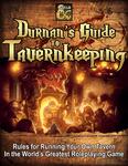 RPG Item: Durnan's Guide to Tavernkeeping