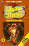 RPG Item: Book 8: Legion of The Dead