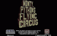 Video Game: Monty Python's Flying Circus