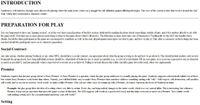 RPG Item: Synthesis