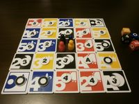 Board Game: Coin Collectors