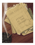 RPG Item: Case File: 28 - Attack of the Drones