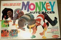 Board Game: Monkey Auto Races