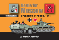 Board Game: Battle for Moscow: Operation Typhoon October-December, 1941