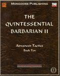 RPG Item: The Quintessential Barbarian II: Advanced Tactics