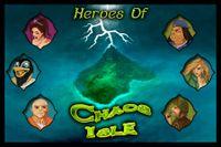 Board Game: Chaos Isle: Heroes of Chaos Isle