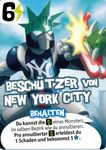 Board Game: King of New York: New York City Defender