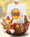 Board Game: One Piece's Thousand Sunny Treasure Search