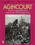 Board Game: Agincourt: The Triumph of Archery over Armor