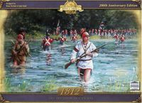Board Game: 1812: The Invasion of Canada