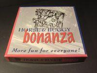 Board Game: Horse and Buggy Bonanza