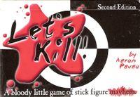 Board Game: Let's Kill