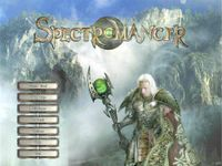 Video Game: Spectromancer