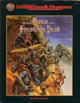 RPG Item: The Gates of Firestorm Peak