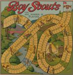 Board Game: Boy Scouts