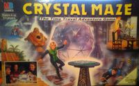 Board Game: Crystal Maze