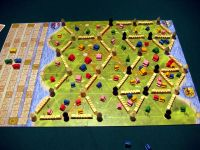 Board Game: Masons
