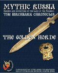 RPG Item: Birchbark Chronicles 1: The Golden Horde