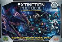 Board Game: Galaxy Defenders: Extinction Protocol