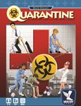 Board Game: Quarantine
