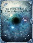 RPG Item: 100 Detailed Bits of Junk to Find in Space
