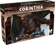Board Game: Corinthia: A Conan / Mythic Battles – Pantheon Crossover