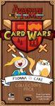 Board Game: Adventure Time Card Wars: Fionna vs Cake