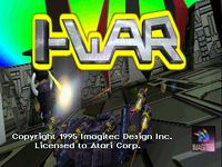 Video Game: I-War