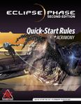 RPG Item: Eclipse Phase Second Edition: Quick-Start Rules + Acrimony