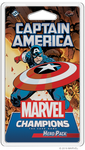 Board Game: Marvel Champions: The Card Game – Captain America Hero Pack