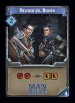 Board Game: Clank!: Brawn vs. Boots