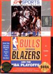 Video Game: Bulls Vs. Blazers and the NBA Playoffs