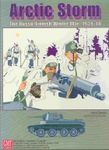 Board Game: Arctic Storm: The Russo-Finnish Winter War 1939-40
