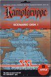 Video Game: Kampfgruppe Scenario Disk #1