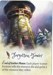 Board Game: The Grimm Forest: Forgotten Tower Promo Card