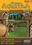 Board Game: Agricola: All Creatures Big and Small – Even More Buildings Big and Small