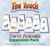 Board Game: The Touch:  Farm Animals Expansion Pack